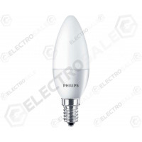 LED лампа CorePro candle ND 5.5Вт 2700K B35 FR Philips E14