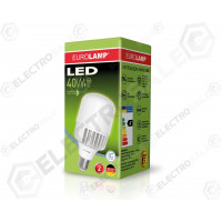 LED лампа High power 40Вт Eurolamp 6500К, Е40