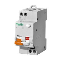 Диф автомат 25А Schneider Electric АД63 2P З 30МА