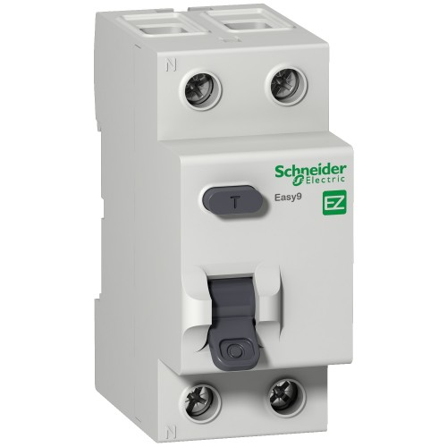 УЗО 40А Schneider Electric EZ9R34240 Easy9, 2P | Интернет-магазин ElectroSale | Фото 1