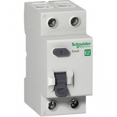 УЗО 40А Schneider Electric EZ9R54240 Easy9, 2P, 100мА | Интернет-магазин ElectroSale | Фото 1